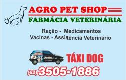 AGRO PET SHOP FARMÁCIA VETERINÁRIA